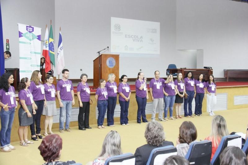 SEDU - Escola Viva  novos profissionais iniciam formação nesta ... d66bb27e3037a