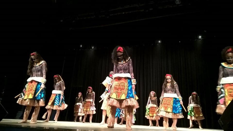 Estudantes da rede estadual de ensino da região do Caparaó participam de Mostra de Arte Regional