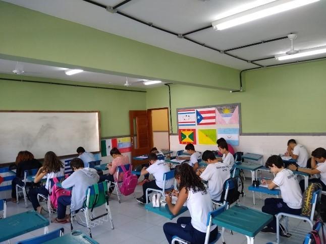 Mais de 17 mil estudantes do Espírito Santo vão para a 2ª fase da Olimpíada Brasileira de Matemática