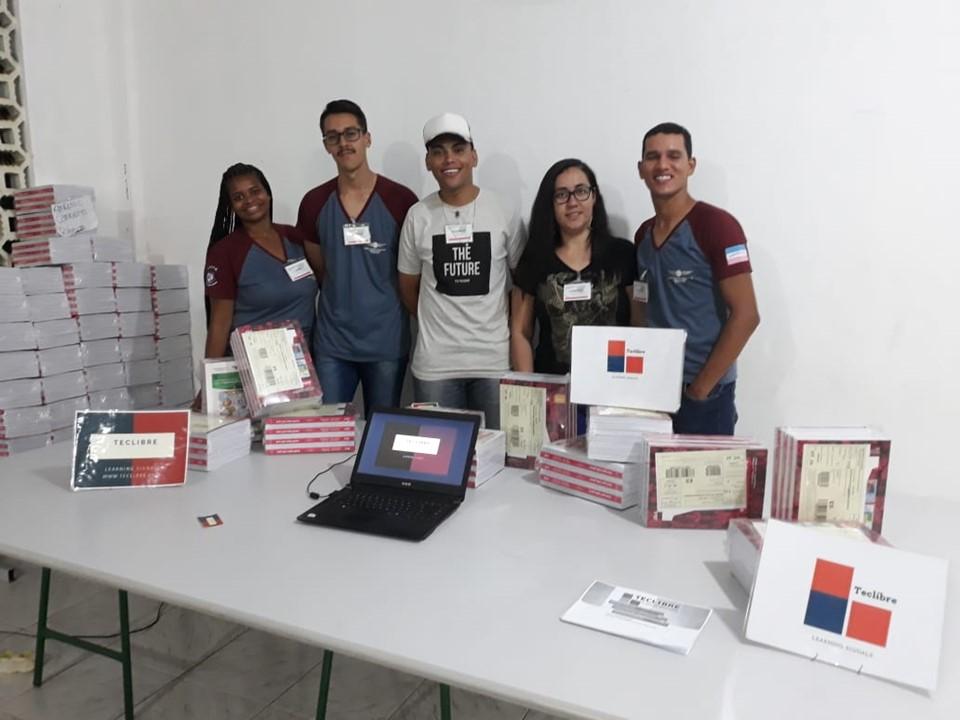Da teoria à prática: alunos de curso técnico em Guaçui criam empresas