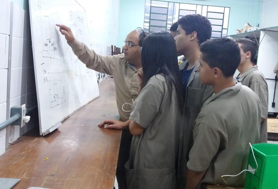 A Secretaria de Estado da Educação (Sedu) está selecionando professores  para atuarem nos cursos técnicos do Programa Nacional de Acesso ao Ensino  Técnico e ... 44f8d75ec288b